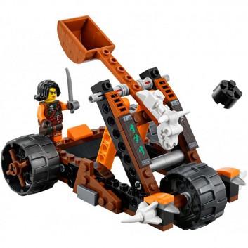 LEGO Galaxy Squad - Galaktyczny Tytan 70709