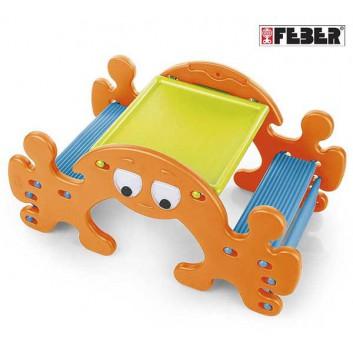 Fisher Price - Leżaczek ze zwierzątkami z cyrku