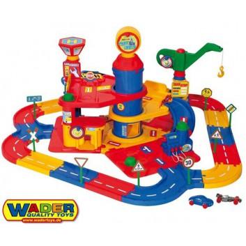 Plan Toys - Zamek Rycerski