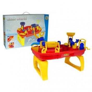Plan Toys - Drewniane wędkarzyki