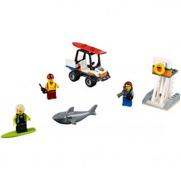Klocki LEGO Galaxy Squad - Pełzacz z krateru 70706