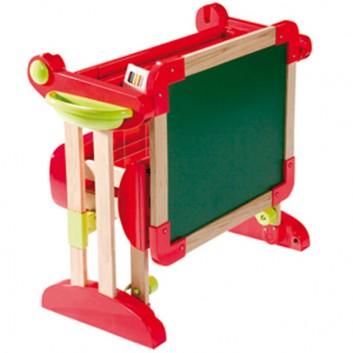 Mega Bloks - Duża różowa torba z klockami 80 elem. - First Builders 08328V