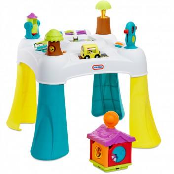 Mega Bloks Barbie - Świat fantazji - Przygody wróżek 80257