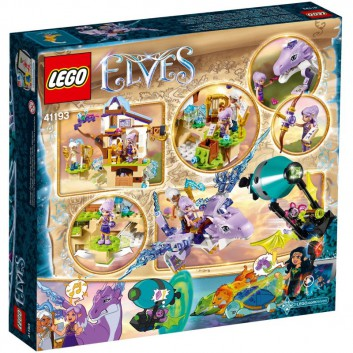 LEGO Chima - Plemię tygrysów szablastozębnych 70232
