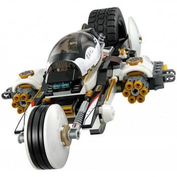 LEGO Galaxy Squad - Pogromca robaków 70705