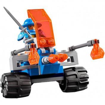 Klocki LEGO Monster Fighters - Pociąg widmo
