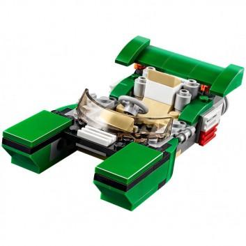 Imaginext - Wielka ciężarówka i robot - Fisher Price BDY42