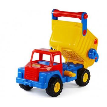Plan Toys - Domek dla lalek z matą do zabawy PLTO-7600