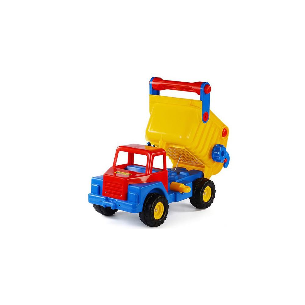 Plan Toys - Domek dla Lalek z matą do zabawy