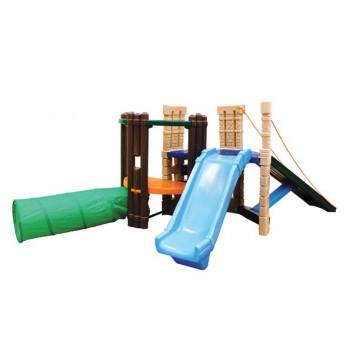 Plan Toys - Drewniana grzechotka klucze PLTO-5217