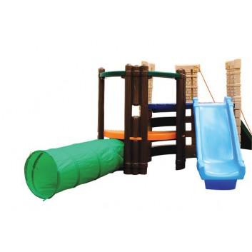 Plan Toys - Drewniana grzechotka ptaszek