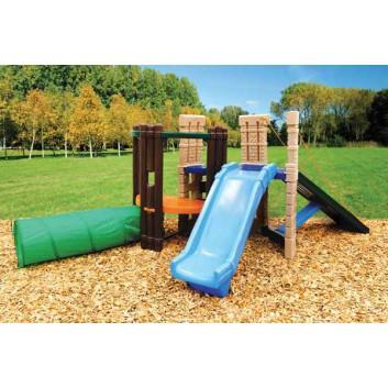 Plan Toys - Drewniana grzechotka Roller PLTO-5220