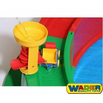 Plan Toys - Drewniany chodzik z ptaszkami PLTO-5176