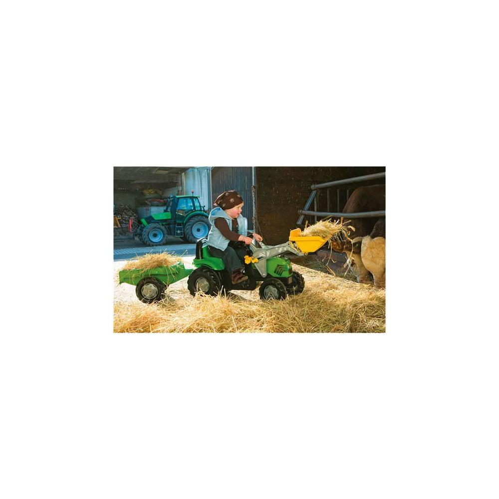 Plan Toys - Drewniany pojazd pomoc drogowa