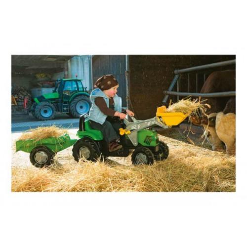 Plan Toys - Drewniany pojazd pomoc drogowa PLTO-5686