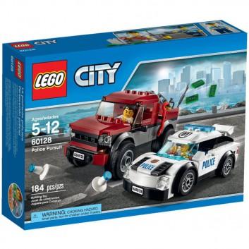 Klocki Lego City Górski Posterunek Policji 60174