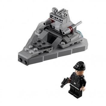 LEGO Wojownicze Żółwie Ninja - Ratunek z kryjówki Shreddera 79122