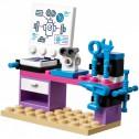 Mega Bloks - Uczący Literkowy Autobus Szkolny ABC - First Builders