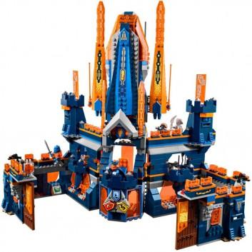 Klocki Lego Nexo Knights Zamek Knighton 70357