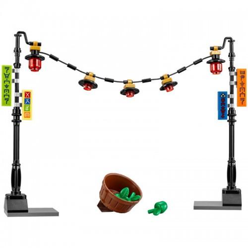 Little Tikes - Plac Zabaw 8 w 1 Zjeżdżalnia 440W